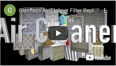 video glasfloss filters